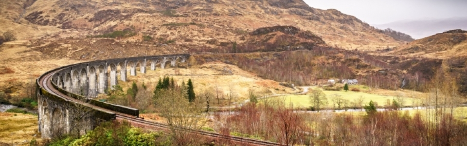 Glenfinnan viaduct – Scotland – Travel photography