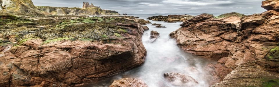 Tantallon castle, Scotland, United Kingdom – Landscape photography